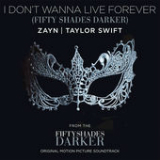 I Don't Wanna Live Forever (Fifty Shades Darker) Lyrics Zayn & Taylor Swift