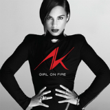 Girl on Fire (Main Version) Lyrics Alicia Keys
